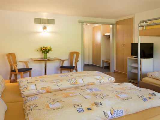 Hotel Sörenberg Family room 2