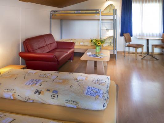 Hotel Sörenberg Family room 3