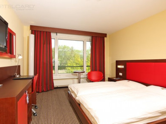 Hotel Conti Double room Business 0