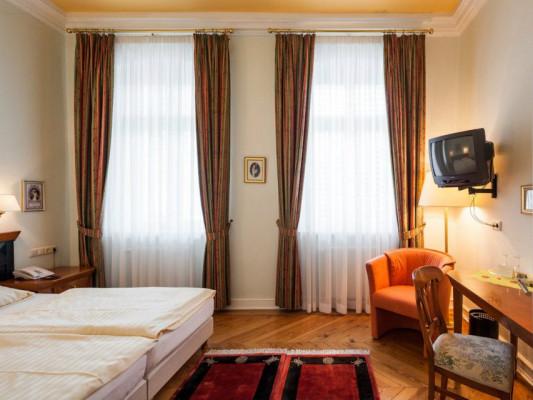 Hotel Schlossgarten Double room Comfort 0