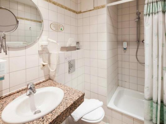 Hotel Schlossgarten Double room Comfort 1