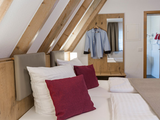 Hotel & Restaurant Lamm Double room Grosser Odenwald 0