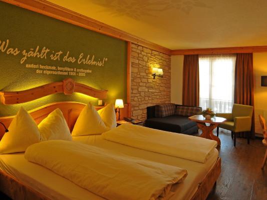 Hotel Kirchbühl Double room deluxe 0