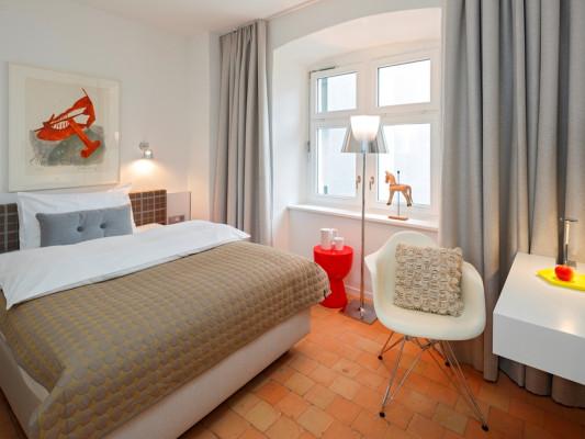 Hotel Rössli Double room for single use 4