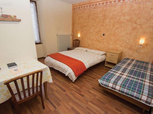 Hotel Ristorante Baldi Sagl Double room Nr. 2/3/5/7 0