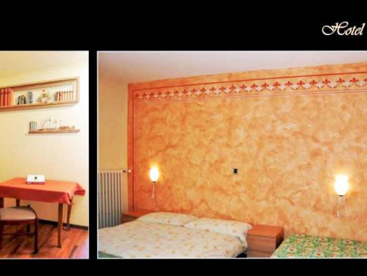 Hotel Ristorante Baldi Sagl Double room Nr. 2/3/5/7 1