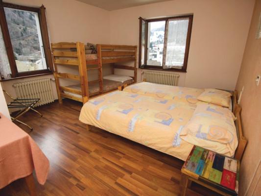 Hotel Ristorante Baldi Sagl Chambre à 4 lits Nr.10/12 0