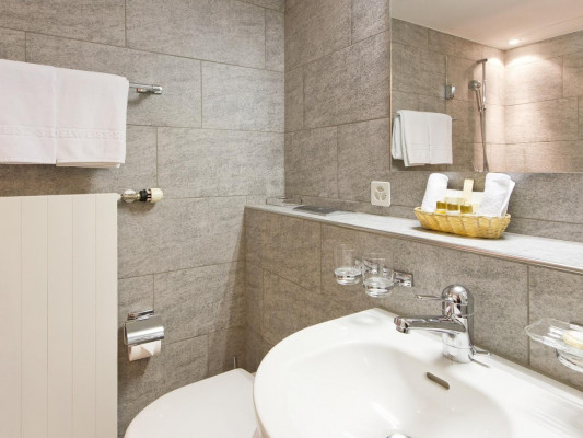 Hotel Edelweiss Chambre simple Standard 1