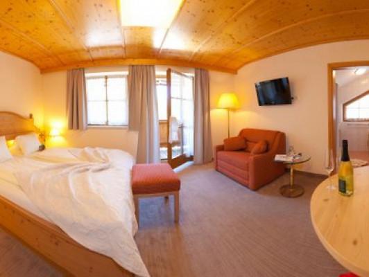 Vitaler Landauerhof Double room Deluxe 1