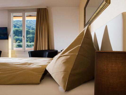 Jungfrau Hotel Twin room Comfort 4
