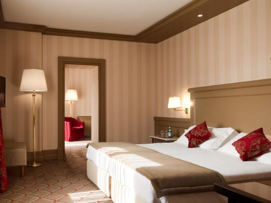 Hotel de la Paix Suite 0