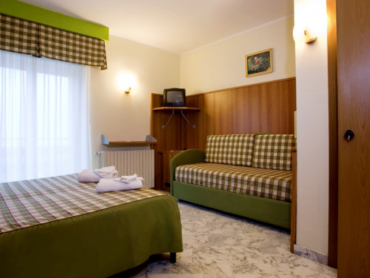 Hotel Pescofalcone Double room 0