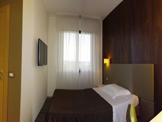 Toscana Hotel & Restaurant Double room for single use C. 0