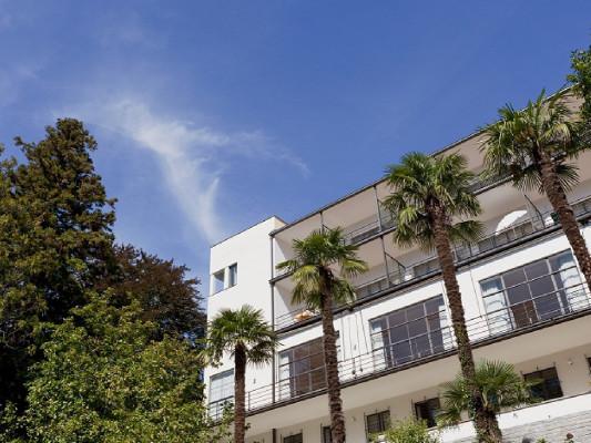 Monte Verità Chambre double Bauhaus lac 0