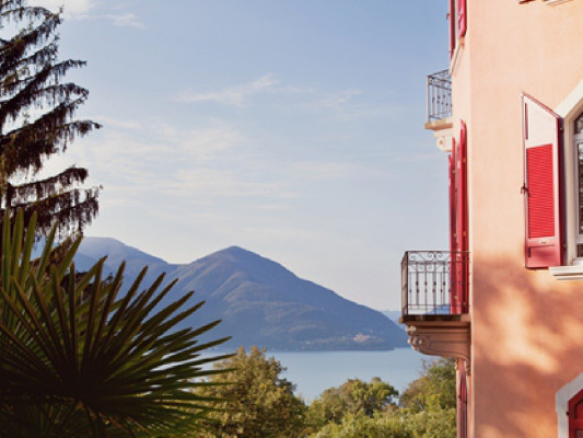 Monte Verità Chambre double Semiramis lac 0