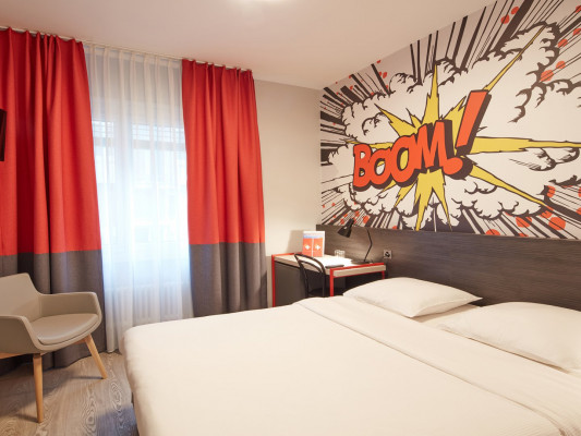 Crystal Double room - single occupancy 2