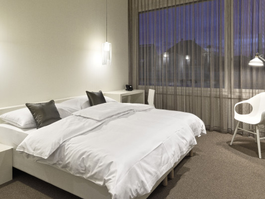 Trafo Hotel Double room Style 1