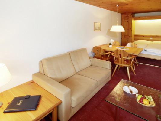 Hotel Laaxerhof Double Room Standard 0