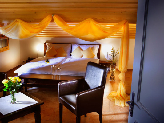 Griesalp Hotels Double room Superior 2