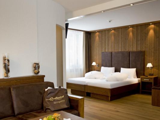 Parkhotel Quellenhof Suite Superior 1