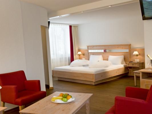 Parkhotel Quellenhof Suite Superior 2