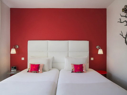 Best Western Hotel Au Cheval Blanc Double room Comfort 0