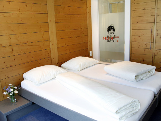 Swiss Heidi Hotel Double room 0