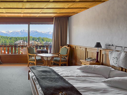 Hôtel de l'Etrier Classic Double room South 0