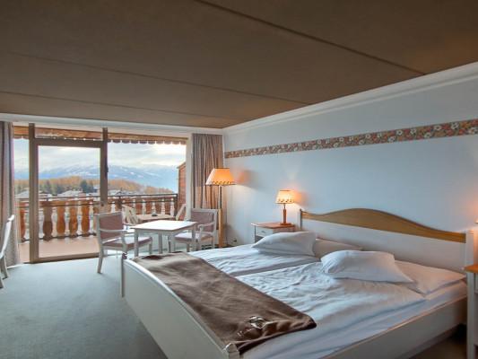 Hôtel de l'Etrier Classic Double room South 1