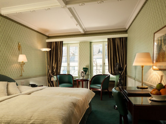 Boutique Hotel Belle Epoque Double room with bathtub 0