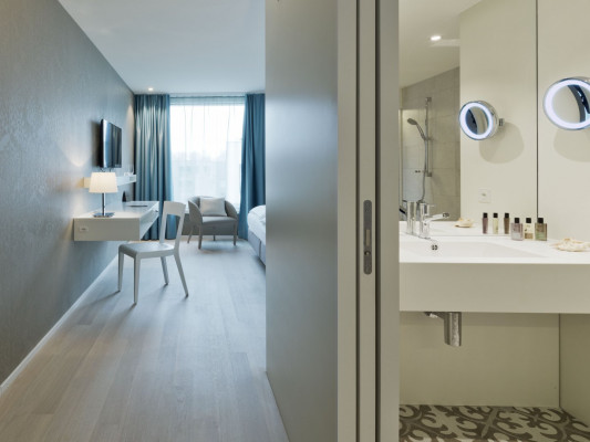 Hotel Kettenbrücke Doppelzimmer 0