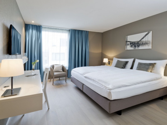 Hotel Kettenbrücke Doppelzimmer 4