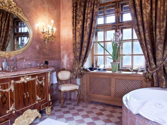 Boutique Hotel Schloss Matzen Grand romantic de luxe suite 1