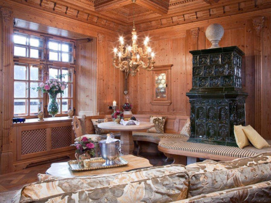 Boutique Hotel Schloss Matzen Grand romantic de luxe suite 3