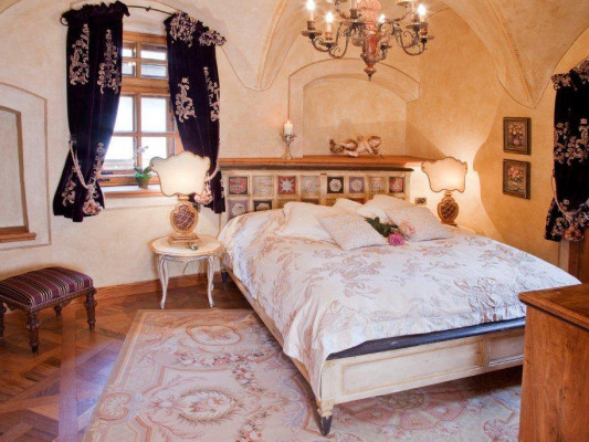 Boutique Hotel Schloss Matzen Grand romantic de luxe suite 4