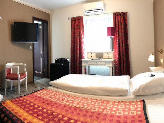 City Hotel Antik Double room comfort court 1
