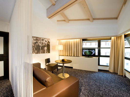 Hotel Rauter Double room Maisonette 0