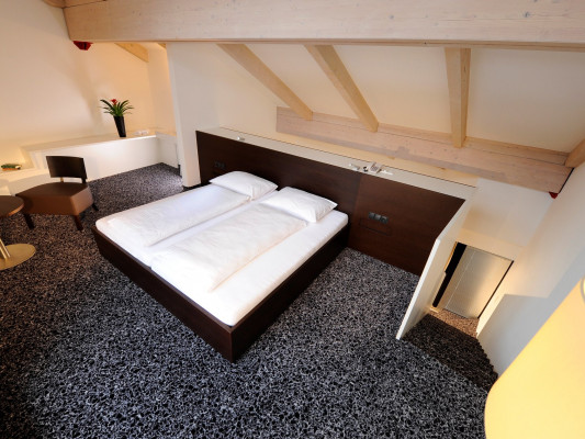 Hotel Rauter Double room Maisonette 1