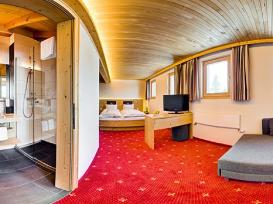 Hotel Cristal Flumserberg Double room Superior 0