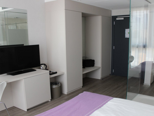 Hotel City Lugano Double room Style 0