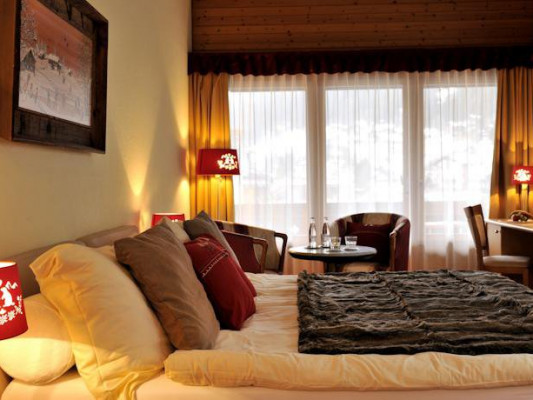 Boutique Chalet Hotel Beau-Site Appartment 0