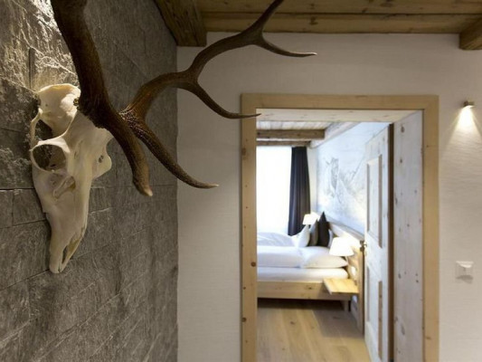 Hotel Crusch Alba Room double new 0