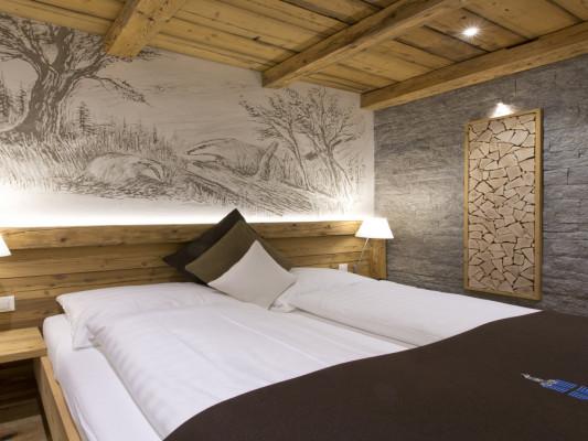 Hotel Crusch Alba Room double new 1
