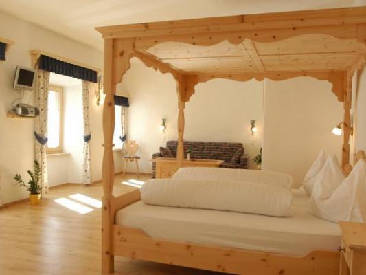 Hotel Crusch Alba Room double 1