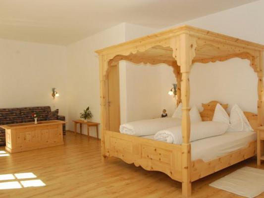 Hotel Crusch Alba Room double 3