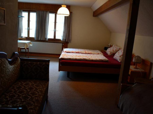 Gasthof zum Kreuz Double room 2