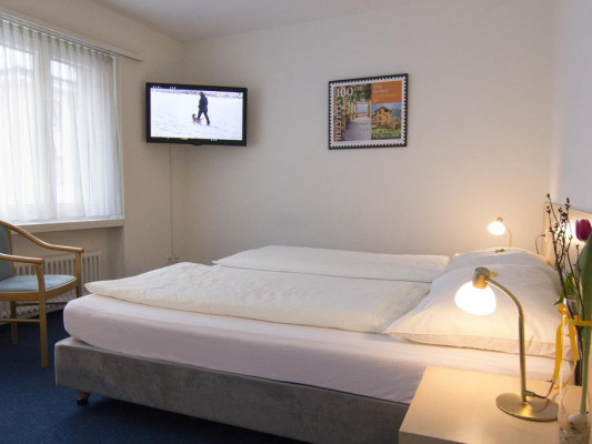 Central Hotel Post Chur Double room Superior 0