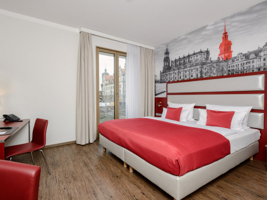 AMEDIA Plaza Dresden double room Business 0