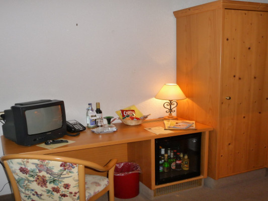 Hotel-Gasthaus Steiger Single room 2