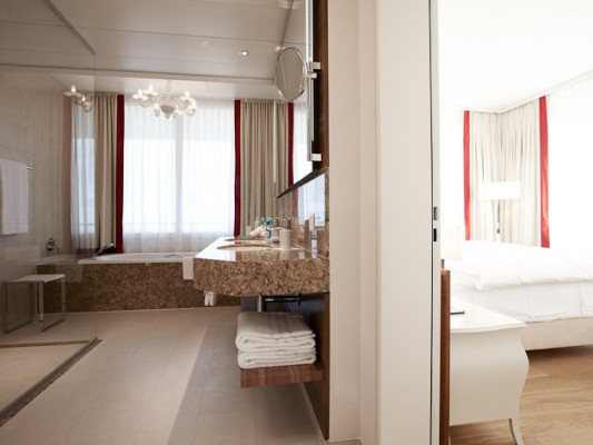Oberwaid Hotel Suite 1